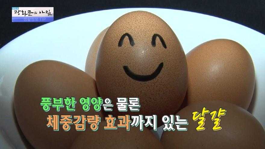 우리가 몰랐던 달걀과 새우의 효능!